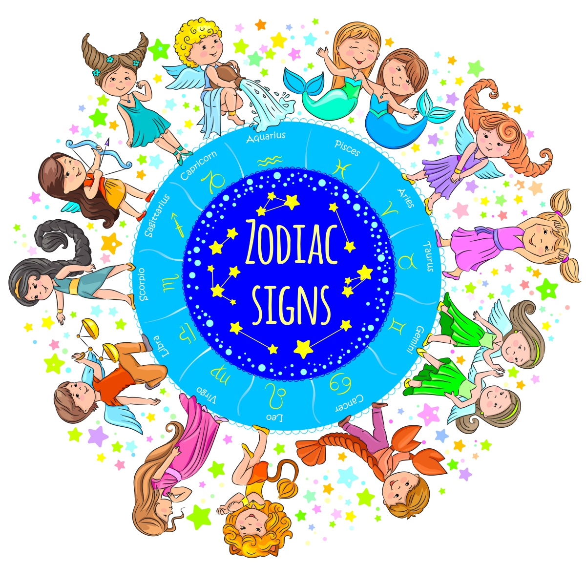 Air Sign or Attention Deficit? Your astrological back to schoolguide.