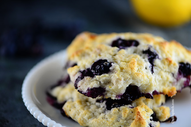 Grief And BlueberryScones