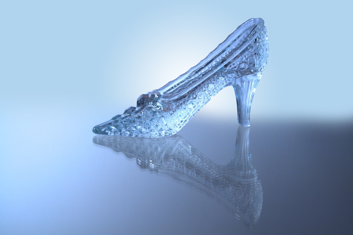 Smashing Glass Slippers